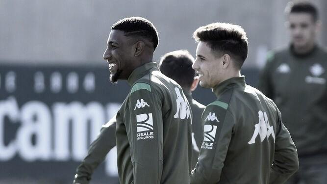 Álex Moreno y Emerson han participado en el41,3% de los goles del Betis