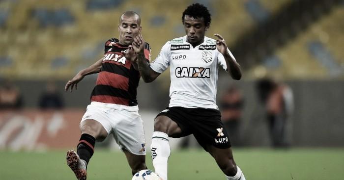 Mantendo perseguição ao líder Palmeiras, Flamengo encara Figueirense no Pacaembu