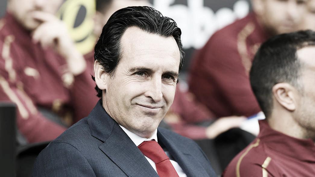 """Emery: """"Nuestra mentalidad es tener calma, trabajar, disfrutar y disfrutar trabajando"""""""