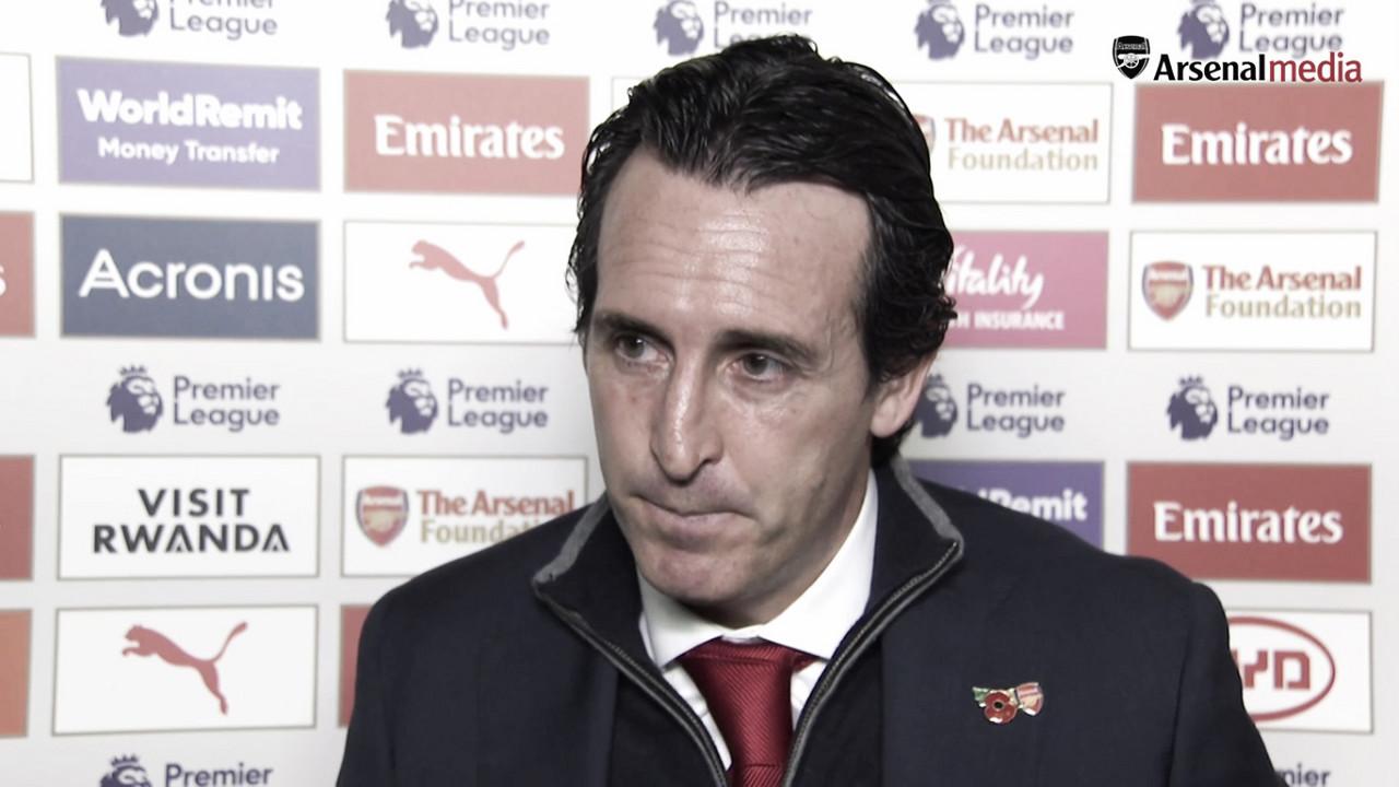 """Emery: """"Son disciplinados y tienen jugadores de calidad"""""""