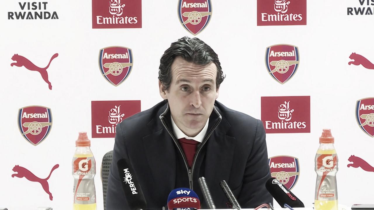 """Emery: """"El Cardiff trabajó de forma increíble en un momento difícil"""""""