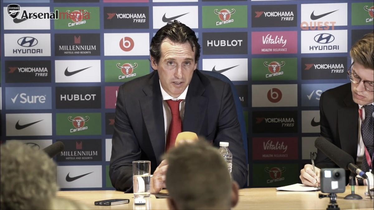 """Emery: """"Nuestro proceso es simplemente seguir mejorando las cosas"""""""