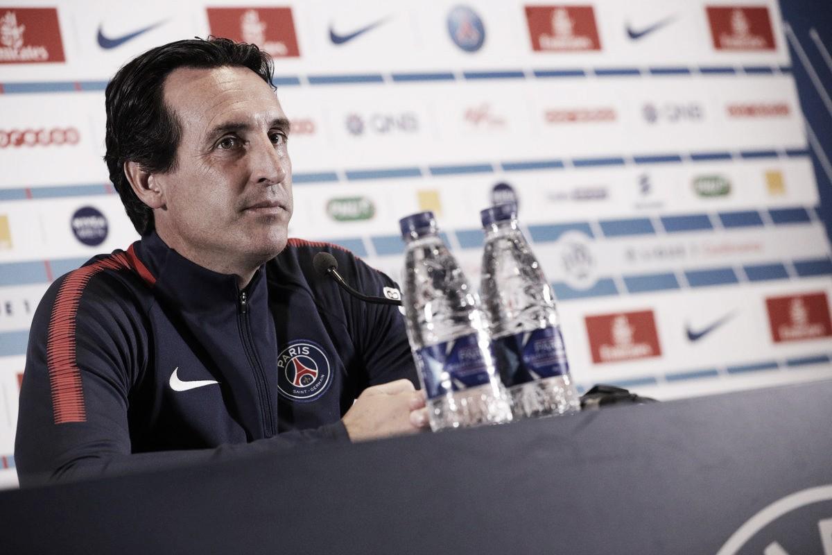 Emery es el nuevo entrenador del Arsenal
