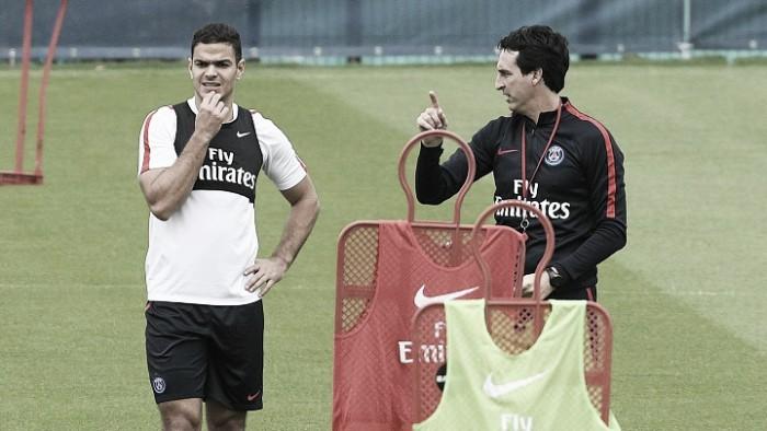 Emery abre la puerta de salida a Ben Arfa y Lucas Moura