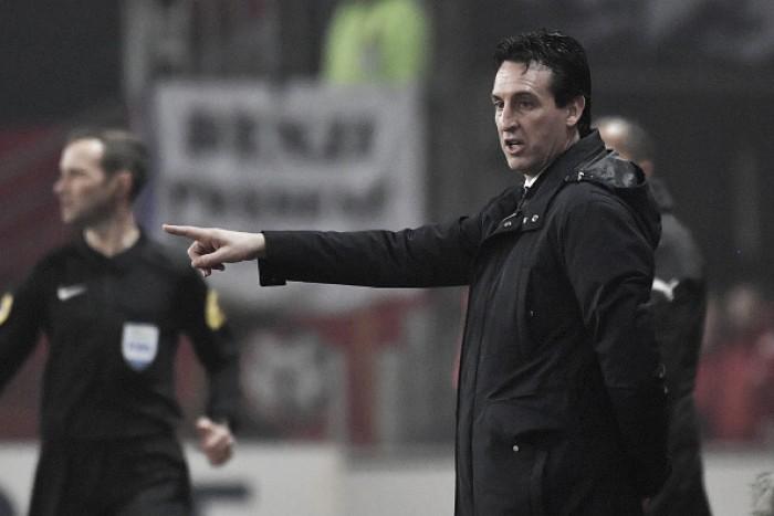 Unai Emery destaca bom começo do PSG em goleada pela Copa da França