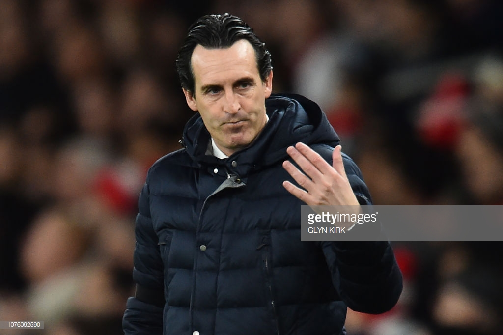 Unai Emery praises players 'cold minds' amidst frustration from supporters in win over Fulham