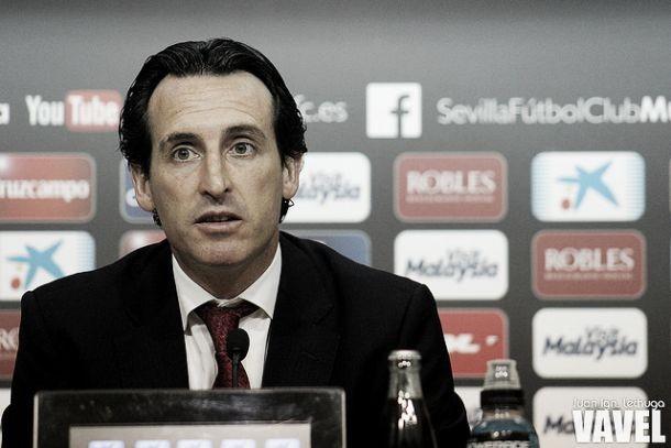 """Emery: """"Debemos ofrecer continuidad a muchas cosas buenas que hace el equipo en casa"""""""