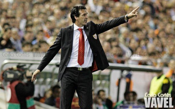 """Emery: """"Mirando con ilusión al 2015"""" - Vavel.com"""