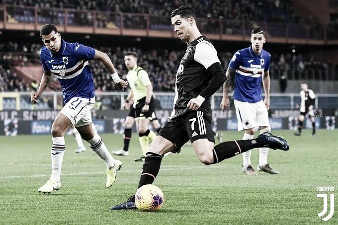 Vale taça! Juventus recebe Sampdoria para confirmar nono scudetto seguido