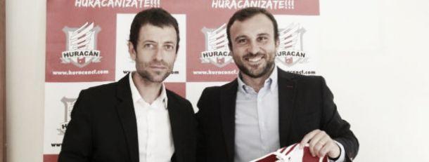 Émerson Esteve, nuevo entrenador del Huracán Valencia