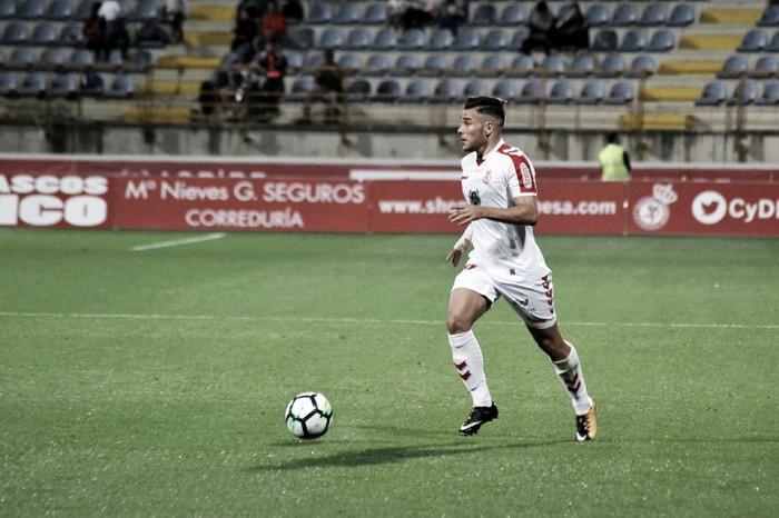 Emi, el mejor para la afición ante la UD Almería