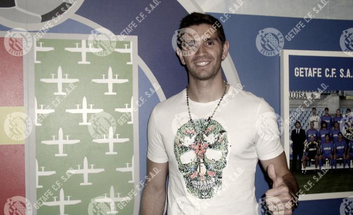 Emiliano Martínez, nuevo portero del Getafe