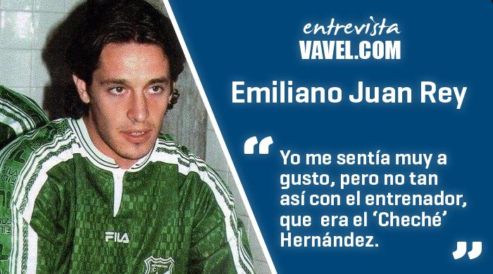 """Emiliano Rey: """"El profe me la hacía difícil, es por eso que no seguí en el Cali"""""""