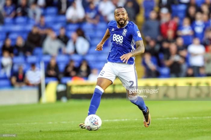Birmingham City announce departure of defender Emilio Nsue