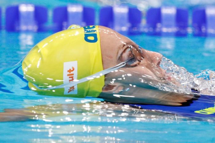 Budapest 2017, Emily Seebohm batte Katinka Hosszu e si prende l'oro nei 200 dorso