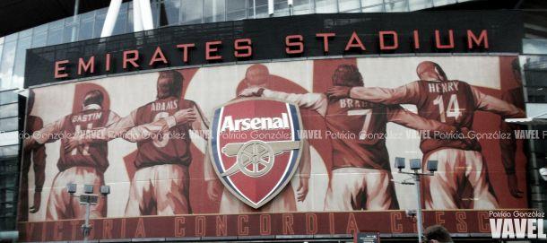 El Emirates Stadium, heredero de la mística de Highbury