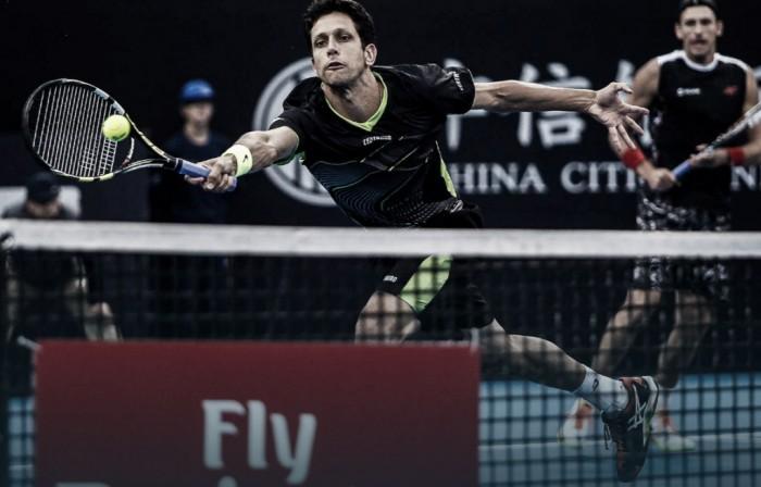 Masters 1000 de Xangai: Marcelo Melo e Lukasz Kubot são eliminados na estreia