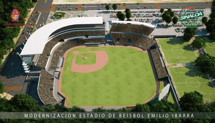 Nuevo estadio EIA