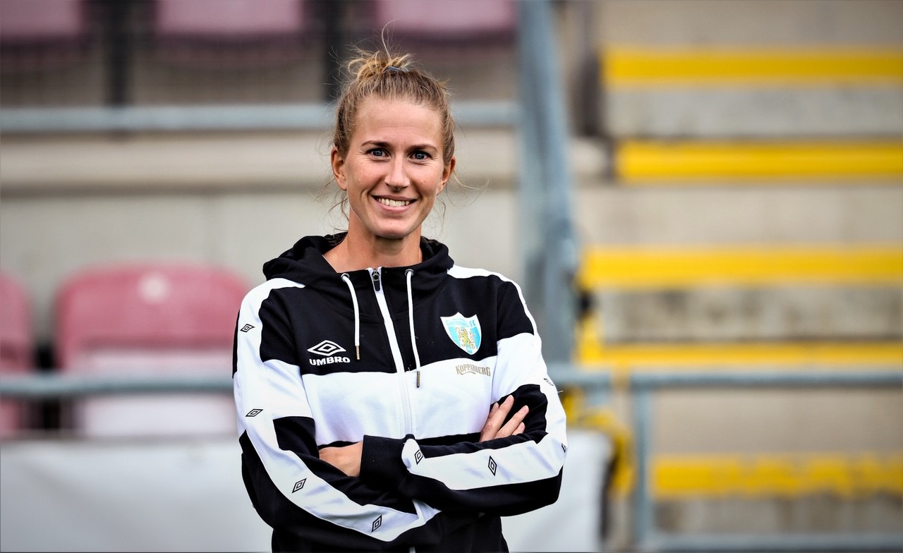 'Our squad is young but the team is full of potential' - Emma Berglund, Göteborg FC captain talks about the 2020 season