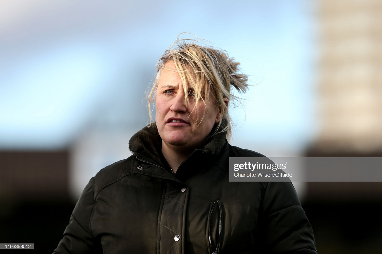 'I'm here as long as they'll let me coach them' - Emma Hayes