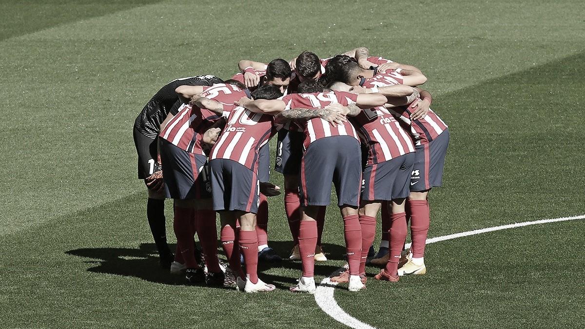 Resumen del Atlético de Madrid vs. Cádiz (4-0)