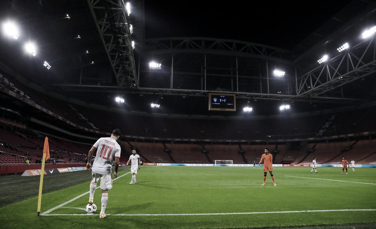 Marco Asensio podría ser llamado para la Eurocopa | Fuente: @marcoasensio10