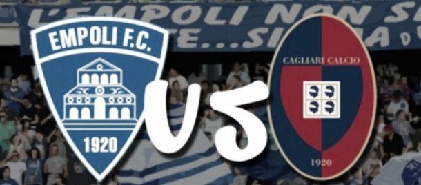 Risultato partita Empoli - Cagliari in Serie A