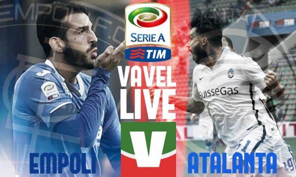 Risultato Empoli - Atalanta, Serie A 2015/16 (0-1): decide Toloi di testa