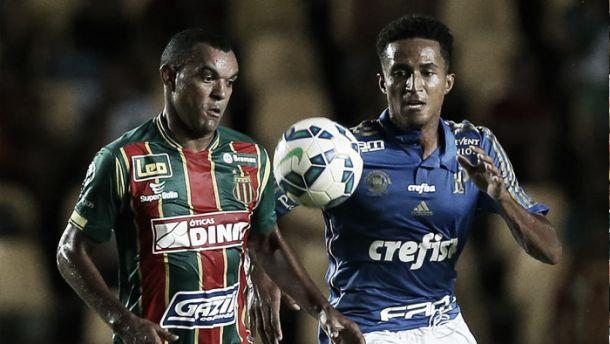Reservas do Palmeiras empatam com Sampaio Corrêa e não evitam jogo da volta