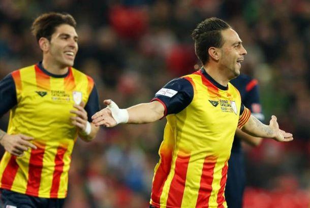 Empate catalán con acento perico