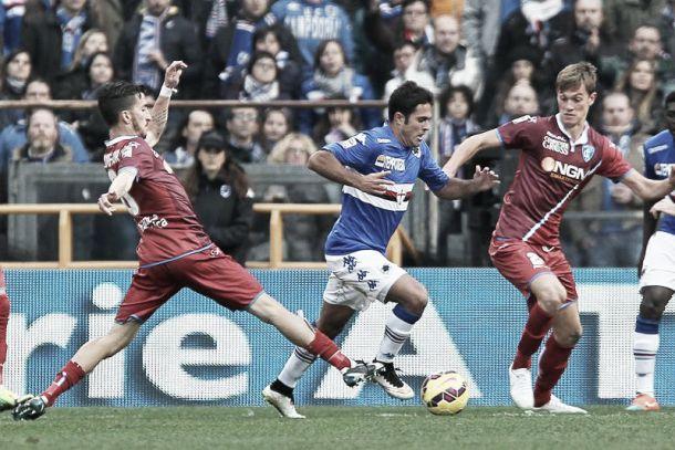 Diretta Empoli - Sampdoria in risultati partita Serie A (1-1)