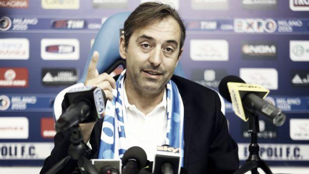 """Empoli, Giampaolo: """"Chievo squadra ostica"""""""