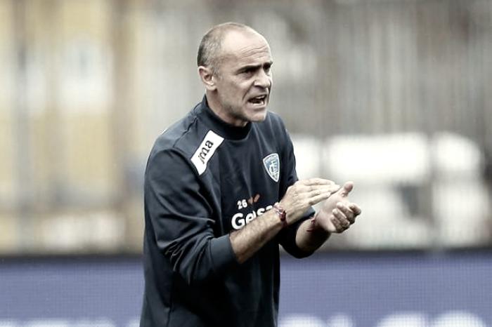 """Empoli, Martusciello carico: """"Testa al Cagliari, non dobbiamo fare calcoli"""""""