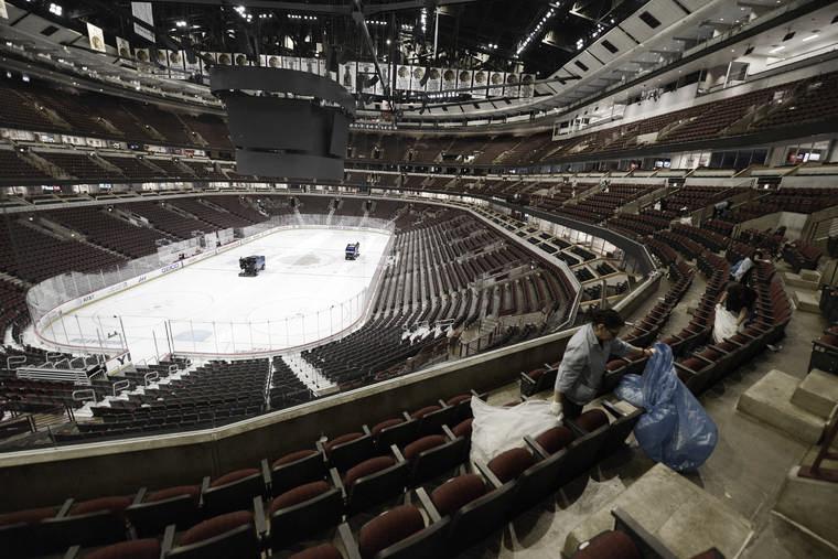 La NHL se enfrenta a restricciones económicas a corto plazo a causa de la COVID-19