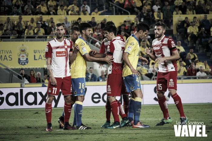 Fotos e Imágenes del UD Las Palmas 0-0 RCD Espanyol