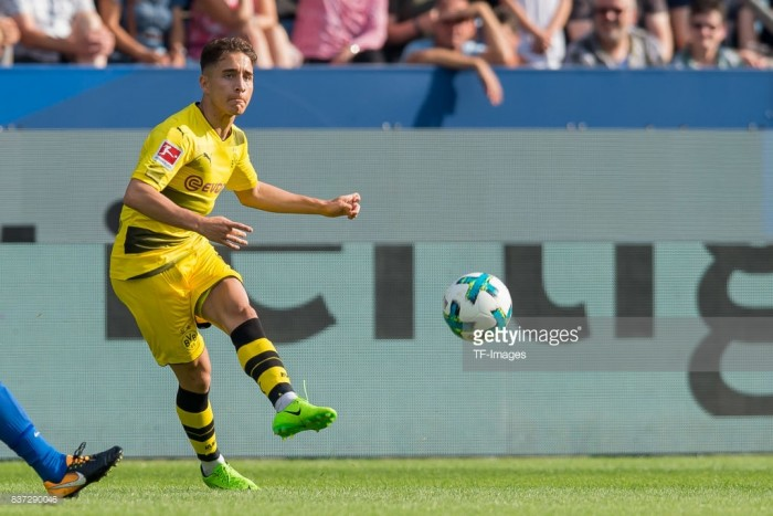 Celta Vigo sign Emre Mor from Borussia Dortmund