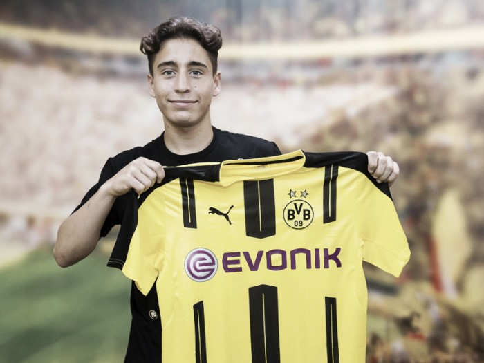 Top-Talent Emre Mor entscheidet sich für den BVB