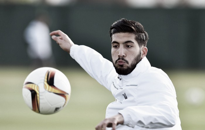Emre Can in contention to make return from injury against Villarreal, says Jürgen Klopp