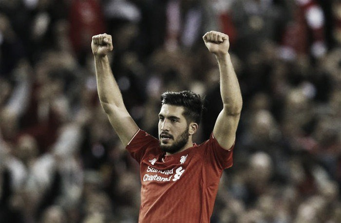 Emre Can: Hard work allowed quick return to action