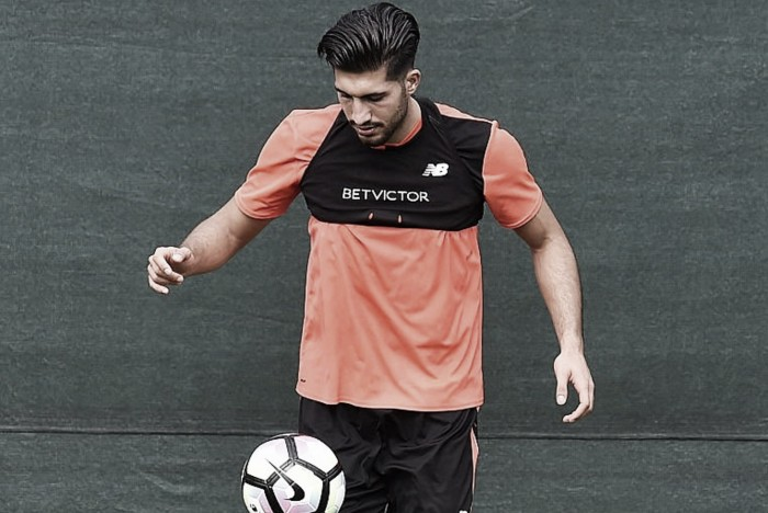 Liverpool's Emre Can to miss Chelsea clash with a lack of fitness after ankle injury lay-off