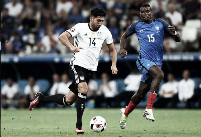 Liverpool FC at Euro 2016: Final Reds representative eliminated as Can's Germany fall at semi-final hurdle