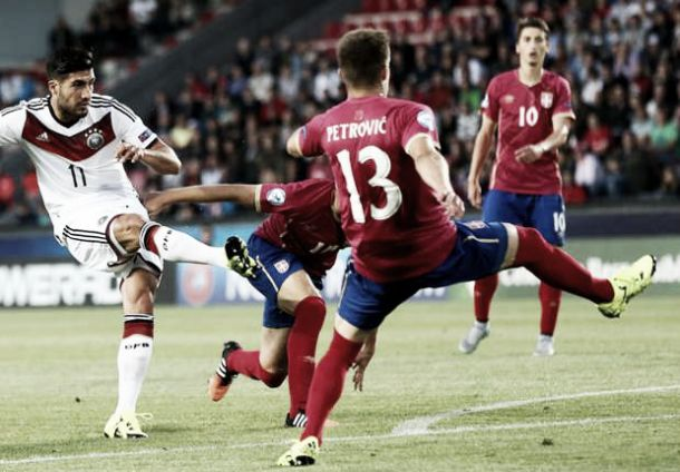 Europei Under 21. Buona Serbia, si ferma la Germania, finisce 1-1