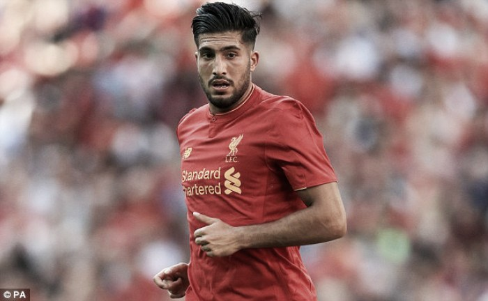 Jürgen Klopp: No Emre Can or Ragnar Klavan for Liverpool's showdown with Leicester