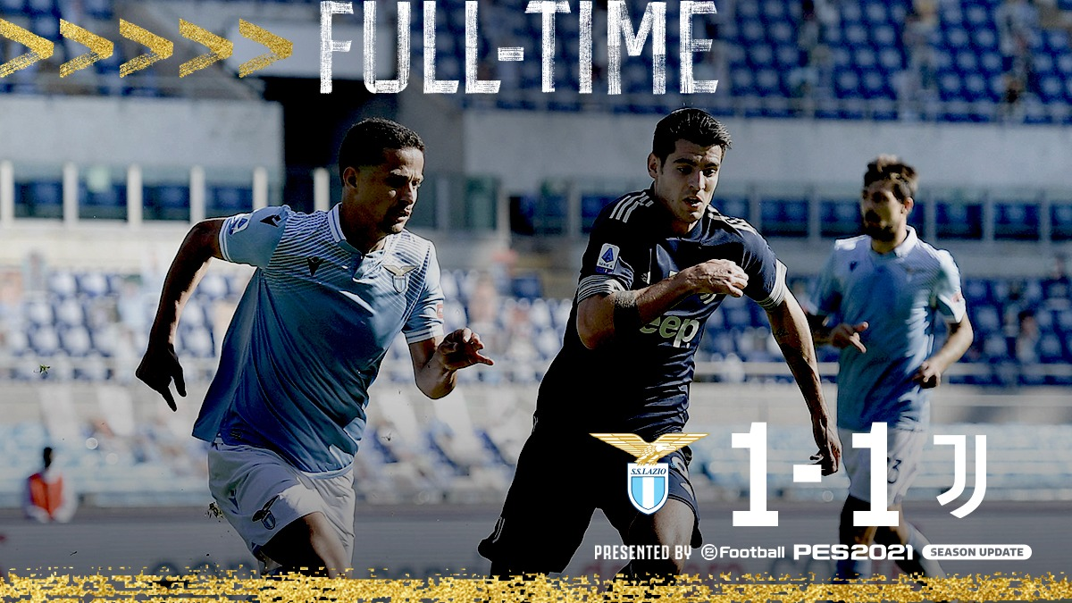"""La Lazio pareggia in """"zona Caicedo"""". La Juve non merita l'1-1"""