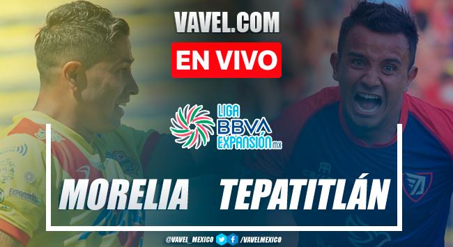 Resumen y goles del Atlético Morelia 2-2 Tepatitlán en Final de Vuelta de la Liga Expansión MX Guard1anes 2021