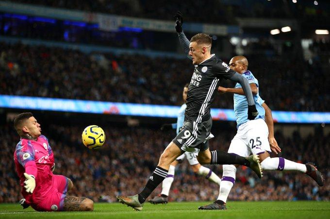 Resumen Manchester City 3-1 Leicester City en Premier League 2019/2020