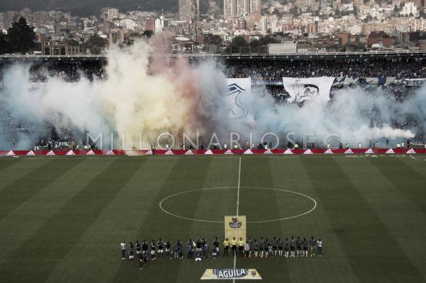 Hace 67 años, Millonarios debutó en El Campín