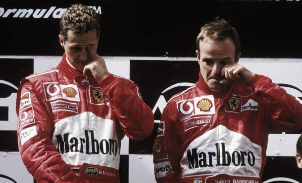 Previa histórica GP de Austria 2002: el principio del fin de las órdenes de equipo