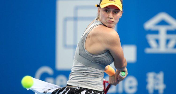 WTA Shenzhen final preview: Elena Rybakina vs Ekaterina Alexandrova