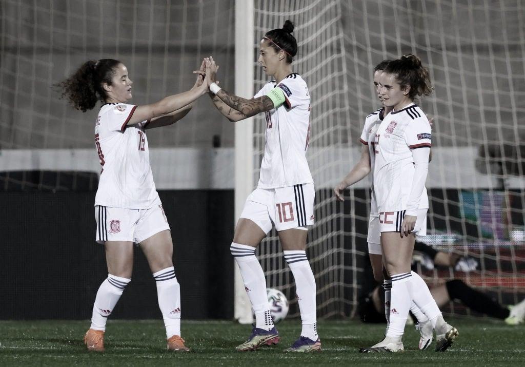 'La Roja' clasificada a la UEFA Euro Femenina 2022